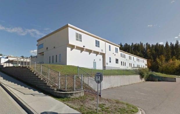 Salmon Arm Secondary School