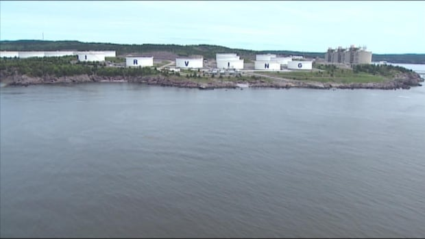 Irving Oil Ltd. bought some of the ocean floor near Mispec Point, on the outskirts of Saint John, for $800,000 but pays taxes based on an assessment of less than $170,000.