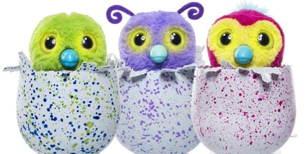 Hatchimal toy Christmas