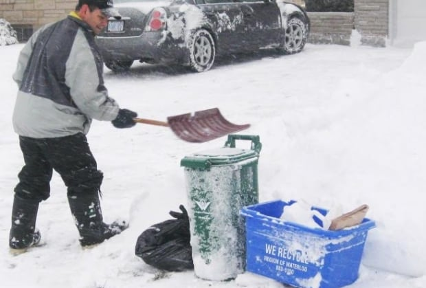 garbage not picked up thursday due to storm will be guelph making changes to some waste collection routes