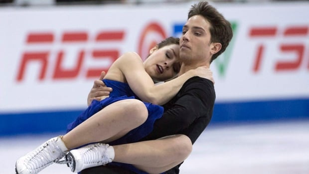 Ice dancers Alexandra Paul and Mitchell Islam announce their retirement weeks before the 2017 Canadian championships in Ottawa.