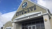 Richmond County administration building