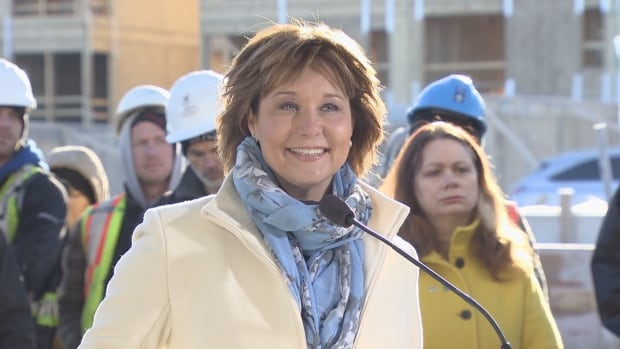 B.C. Premier Christy Clark announces new provincial loans to help first-time homebuyers cover as much as half of their down payment.