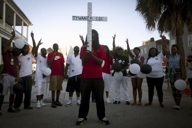 USA-SHOOTING/SOUTH-CAROLINA