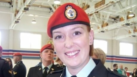 Military pension fight. Former Cpl. Pamela McArthur