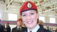 Military pension fight. Former Cpl. Pamela McArthur