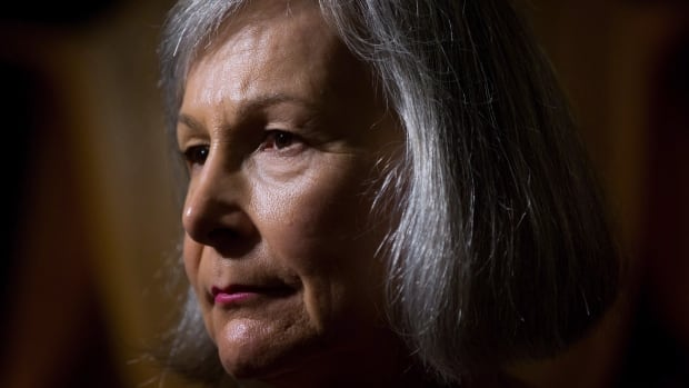 Marion Buller, chief commissioner of the National Inquiry on Missing and Murdered Indigenous Women and Girls, spoke to the media Friday following criticism this week over the pace of the inquiry.