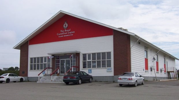 Legion Branch in Clare
