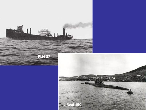The U-boat attacks on the Bell Island ore ships in 1942 were designated as an Event of Provincial Significance in 2011