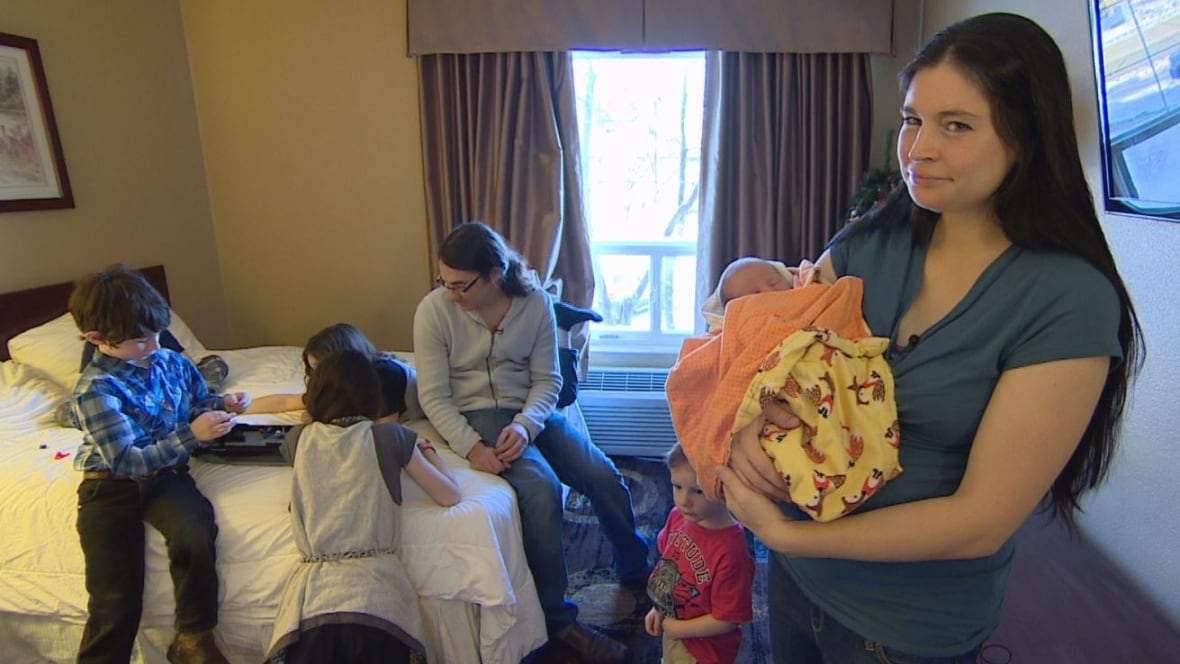 Christmas wish to be home for holidays didn't come true for many Fort McMurray families