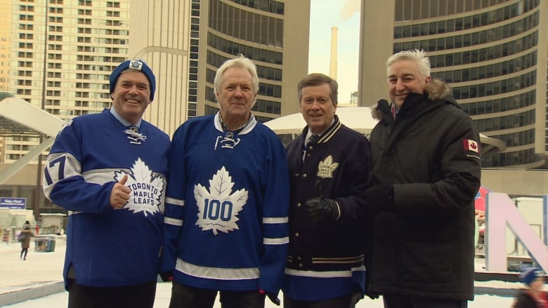 reputable site b1def 3639a How to celebrate the NHL Centennial Classic in Toronto   CBC ...