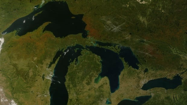 The Great Lakes play a vital role in the weather and climate of Ontario.