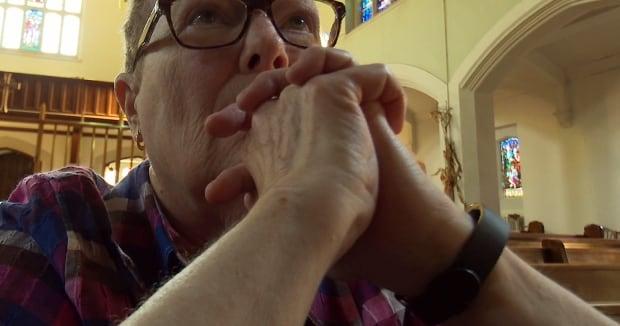 Pat Cook Praying