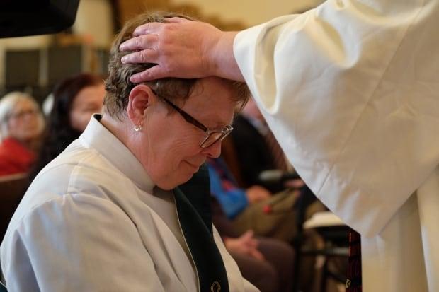 Pat Cook ordination