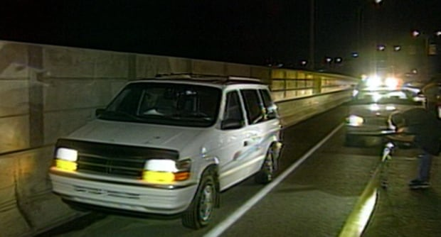 Diane Lavigne's van