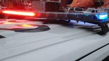Saskatoon police lights 2