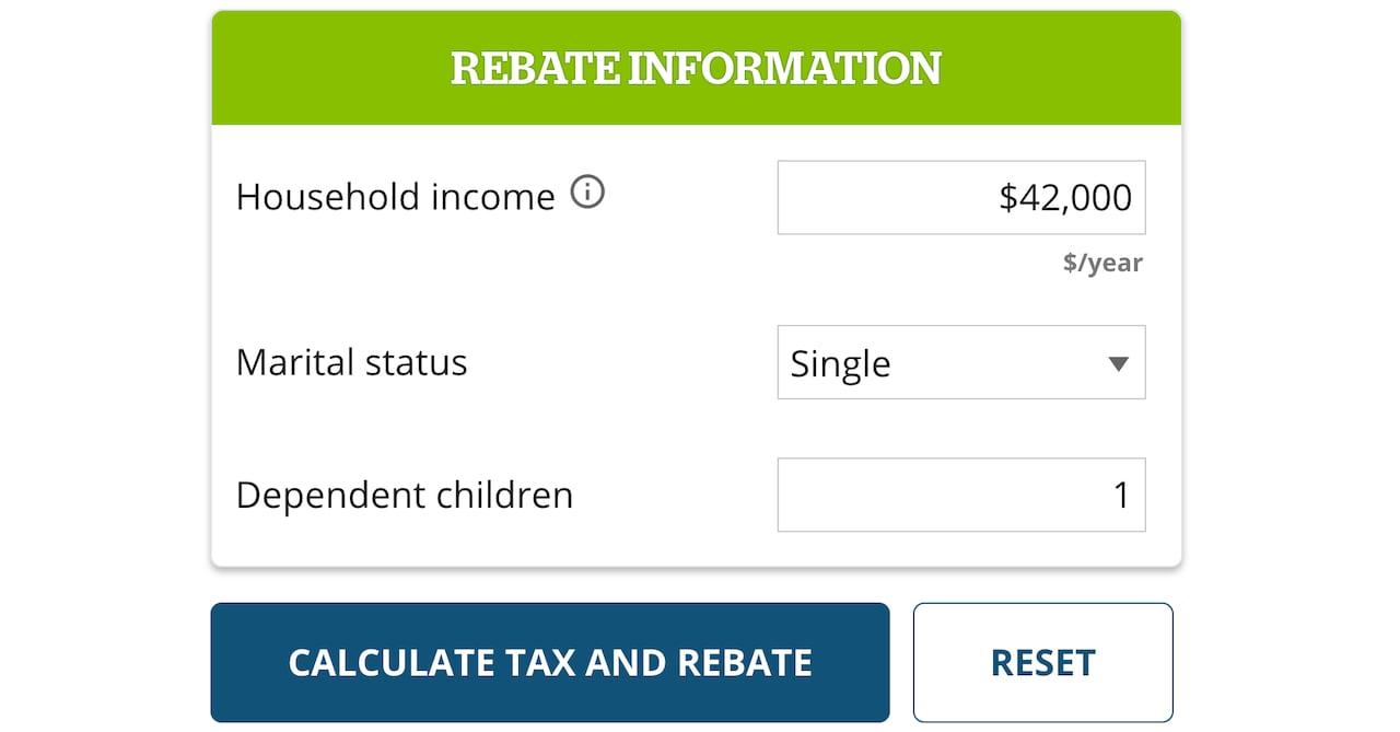 Alberta carbon tax calculator: How much will you pay — or get back