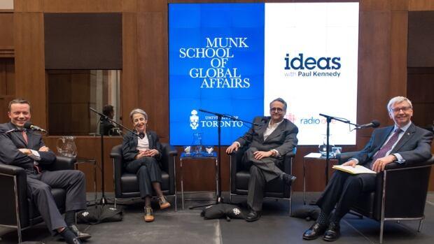 Thing Fall Apart - Munk School of Global Affairs Panel