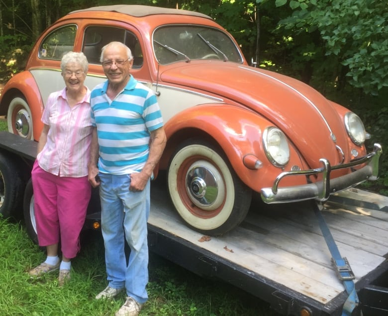 Vast vintage Volkswagen collection near Cornwall is about to