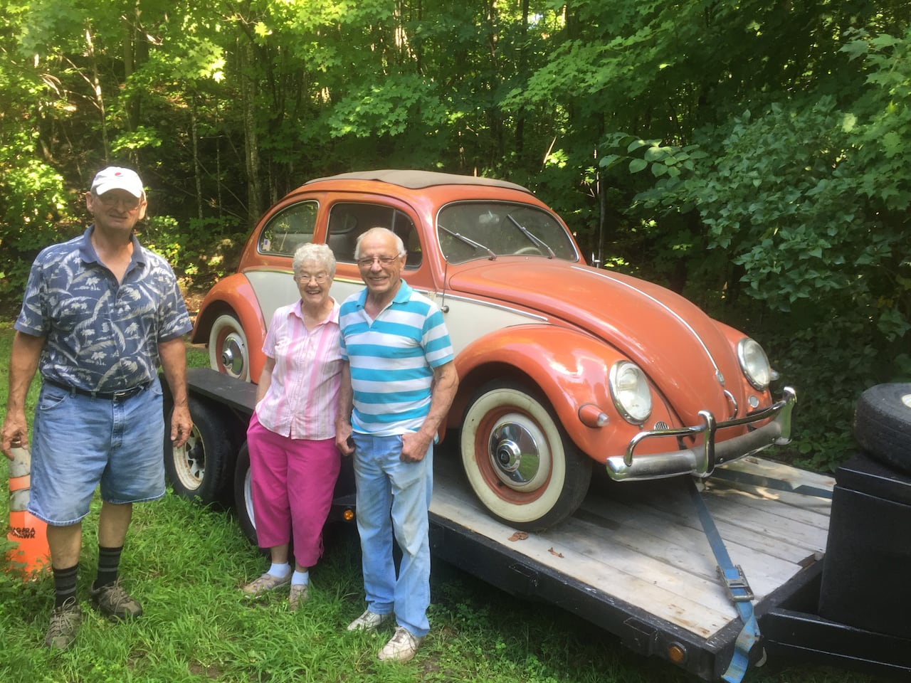 Vintage Vw Parts >> Vast Vintage Volkswagen Collection Near Cornwall Is About To Double