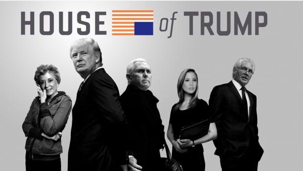 trump cabinet picks house of cards parody