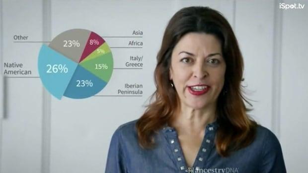 Kim Trujillo In The Ancestry Com Tv Ad Jpg