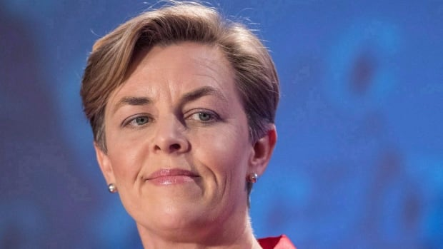 MP Kellie Leitch failed in her bid to lead the Conservative party.