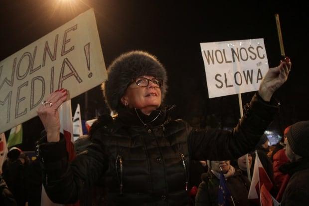POLAND-MEDIA/