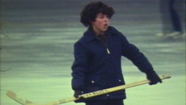 Hockey on Lost Lagoon