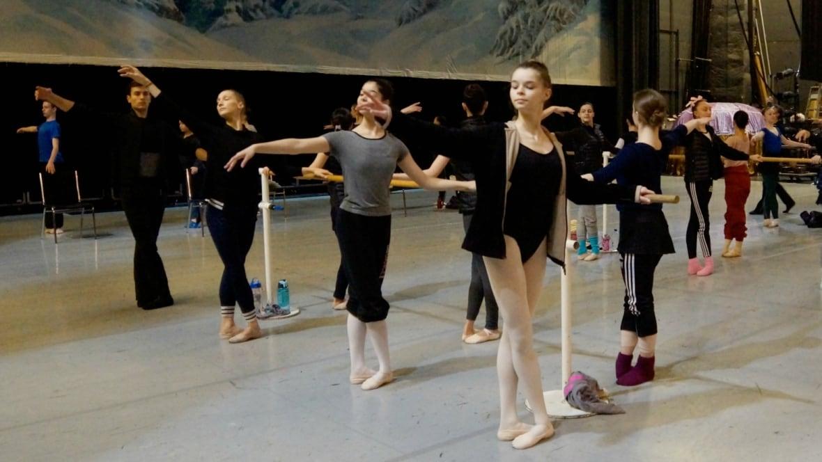 Nutcracker Ballet Vancouver Island