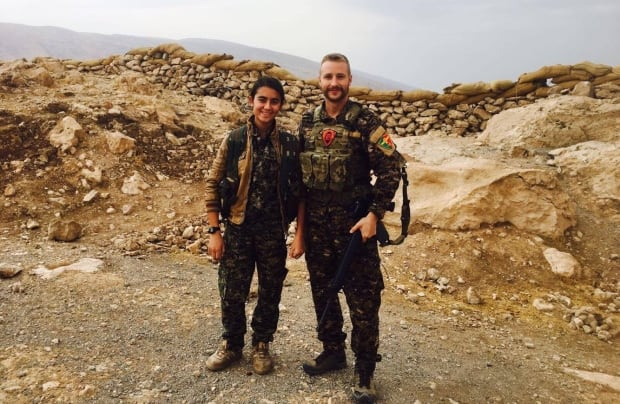 A soldier of conscience: Canadian veteran Dillon Hillier's book reveals he killed ISIL fighters in Iraq Michael-kennedy-in-sinjar