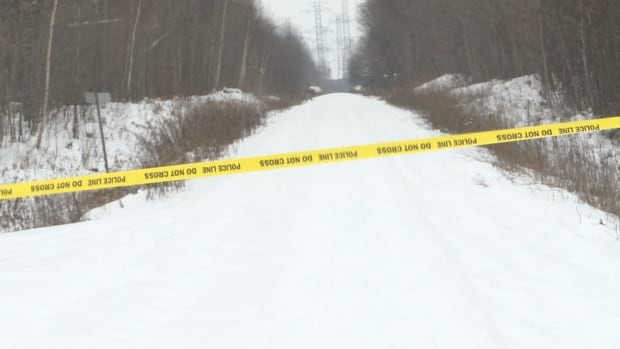 police tape double homicide