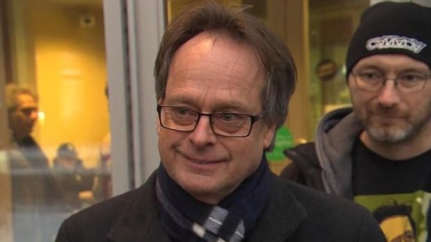 Marc Emery was arrested along with nine others on Friday evening during a widescale raid held by the Montreal police.