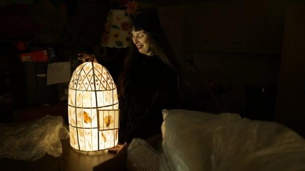 Naomi singer lantern festival
