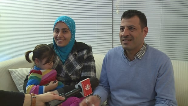 Syrian dentist Easa al Hariri says he wants to become self-sufficient and not dependent on social assistance.