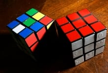 Rubiks Cube Crazy