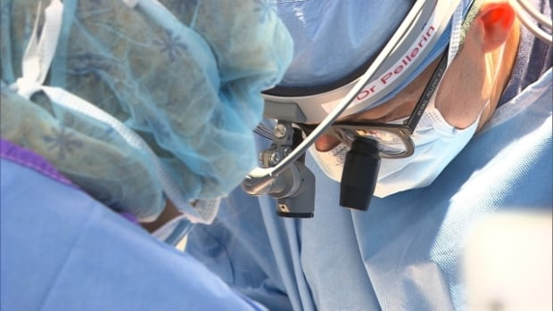 Surgeons at the New Brunswick Heart Centre in Saint John have started performing valve-replacements while patients are awake and the director says it has cut down on recovery time.
