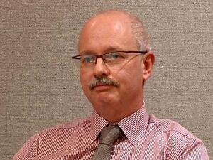 Dr. Vernon Paddock