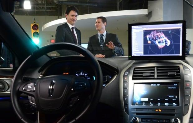 BlackBerry QNX Trudeau 20161219