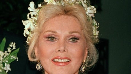 People Zsa Zsa Gabor