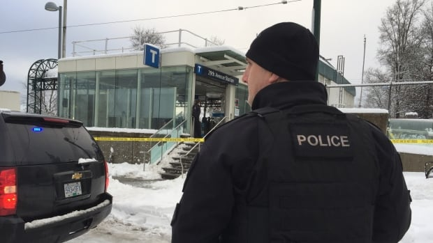 Police shoot man threatening passengers at SkyTrain station