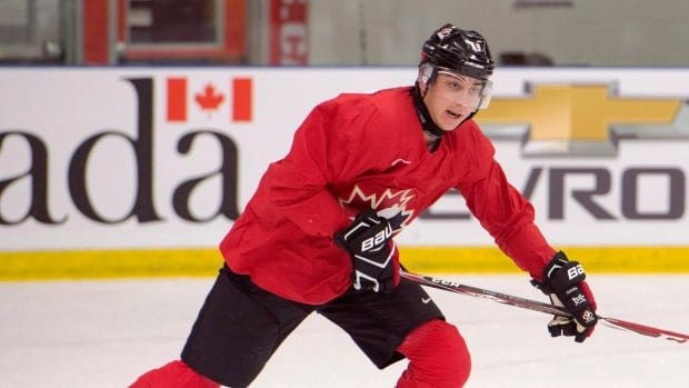 Dylan Strome, one of five returning players for Team Canada, has been chosen team captain for the upcoming world junior hockey championship in Toronto and Montreal. The Coyotes prospect has thrived since Arizona sent him back to junior with the Ontario Hockey League's Erie Otters in November.