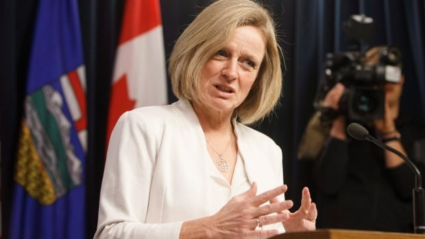 Alberta Premier Rachel Notley will travel to Washington this week to promote cross-border trade.