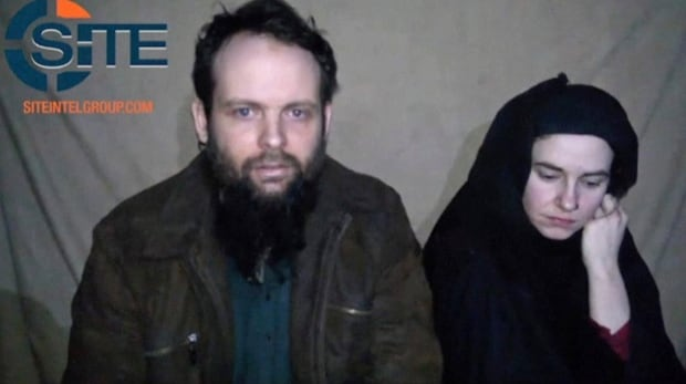 Haqqani network members raped my wife, killed her baby, says Joshua Boyle