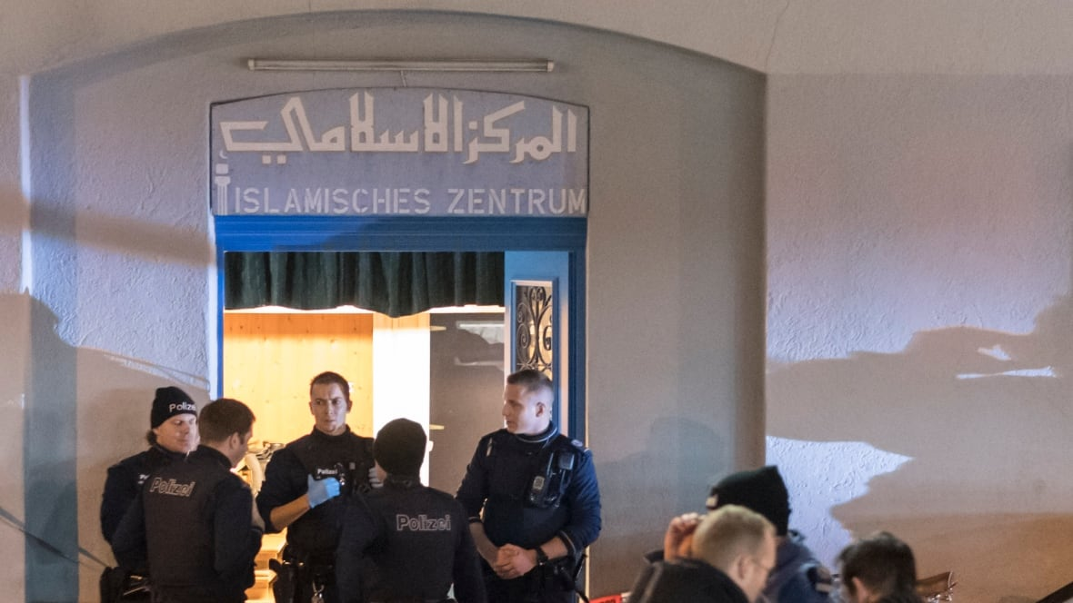 Mosque Shooting Video Gallery: Swiss Mosque Shooting Suspect Who Killed 3 Is Confirmed