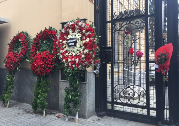 Russian consulate in Istanbul day after ambassador killed