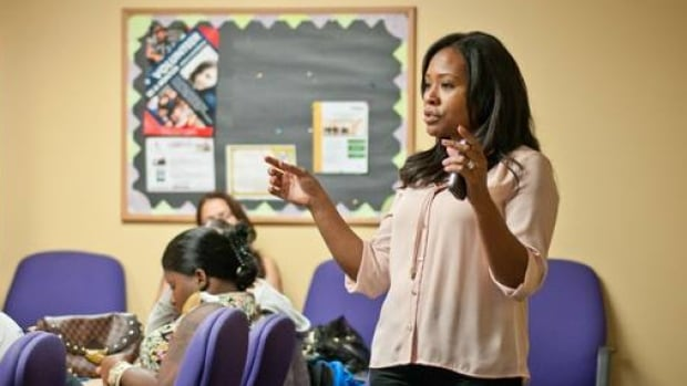 Shereen Ashman went from being a victim of gun violence to the programs coordinator at Careers, Empowerment and Education. Her goal: to make youth in marginalized communities realize their potential.