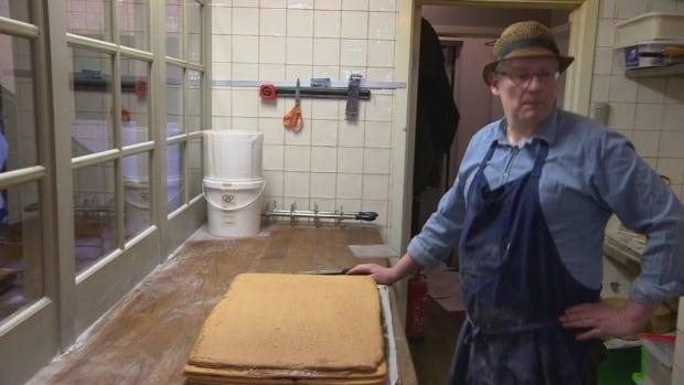 Icelandic Vinarterta