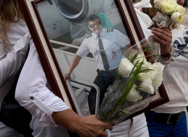 Bolivia Colombia Air Crash