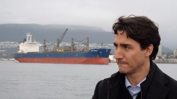 Trudeau Vancouver 20161220